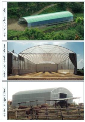 da agrimec serre per l 39 allevamento agronotizie zootecnia