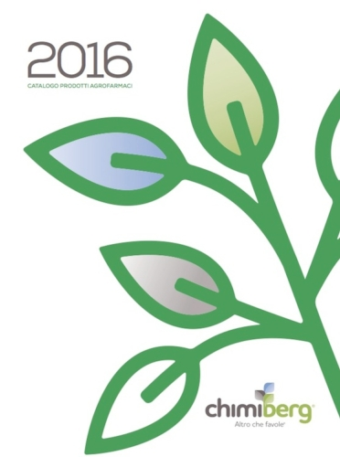 Chimiberg presenta il Catalogo agrofarmaci 2016