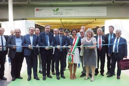 Apre Sana, il bio in mostra a Bologna
