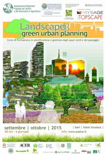 landscape and green urban planning agronotizie economia e politica. Black Bedroom Furniture Sets. Home Design Ideas