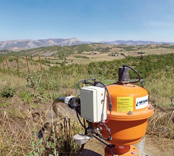Netafim esperienza e competenza per la migliore for Netafim irrigazione