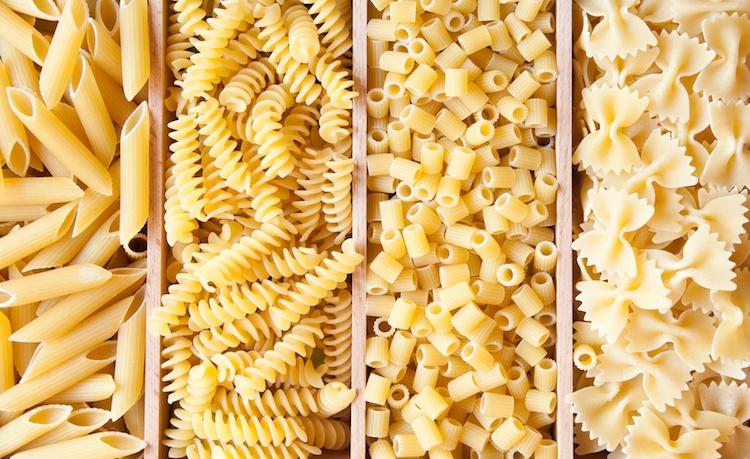 Tipi di pasta barilla - Diversi tipi di pasta ...