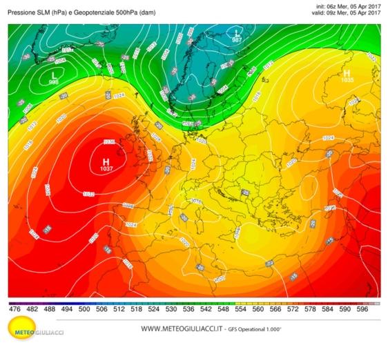 Sardegna al caldo: nel week end sole e temperature sopra i 20°C