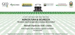 Agricoltura & sicurezza: revisione macchine agricole e sicurezza dei lavoratori