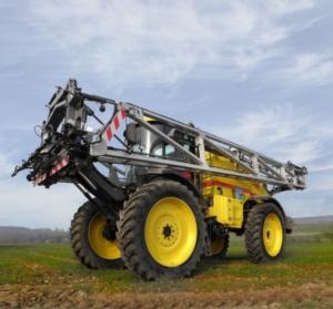 Cresce l'offerta Atg per irroratrici e trattori