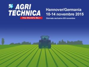 Agritechnica 2015: forte partecipazione internazionale