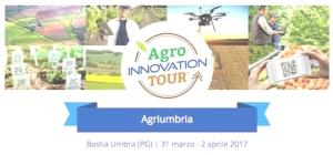 AgriUmbria - Corsi gratuiti per QdC e 2a tappa AgroInnovation Tour
