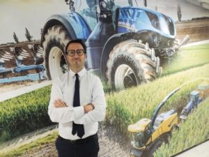 Andrea Leonardi è il nuovo business director New Holland Agriculture Italia