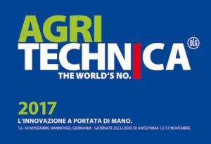 Connettività e motori Euro 5: temi caldi ad Agritechnica 2017