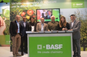 BASF Italia in prima fila ad Interpoma