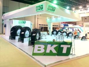 Bkt presenta il nuovo pneumatico Portmax PT 93