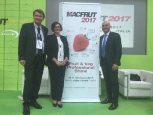 Macfrut 2017, la fragola sarà prodotto dell'anno