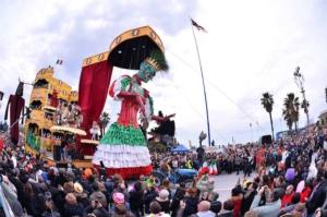 A Carnevale ogni trattore vale!