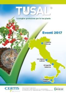 Tusal<sup>&reg;</sup>: la miglior protezione per le tue piante