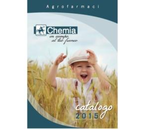 Catalogo Chemia 2015