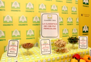 """Agroalimentare, Coldiretti: """"Puntare su qualità e trasparenza"""""""