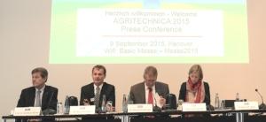 L'agricoltura cambia: ad Agritechnica 2015 le risposte alle nuove sfide