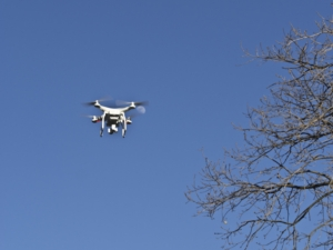 Una sinergia per i droni