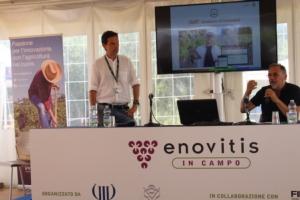QdC® a Enovitis in Campo: il digitale per la viticoltura