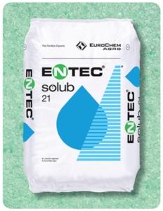 Entec<sup>&reg;</sup> solub 21. Azoto idrosolubile non convenzionale