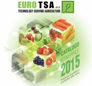 Catalogo Euro Tsa 2015