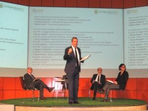 Confagricoltura-SDF, focus sugli investimenti in agricoltura