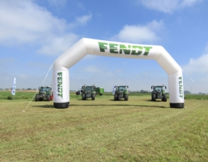 Con Fendt alla scoperta del Nature green demo tour