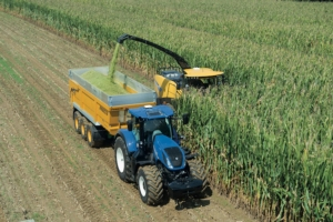 New Holland, partnership con Dinamica Generale