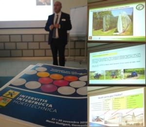 Tecnologie per le colture specializzate, anteprima in Italia per IVIFHO