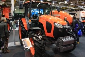 Eima, potenza e precisione per la nuova Serie M5001 di Kubota