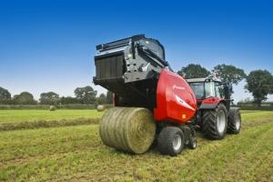Kverneland: le novità per il mercato italiano fra le operatrici per la fienagione