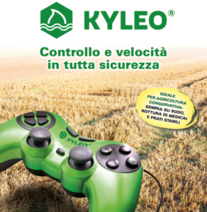 Kyleo: doppia azione e massima sicurezza