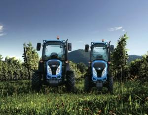 Specializzati Argo Tractors, pronti per i vigneti veronesi
