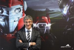 Nuova filiale, nuovo manager in Argo Tractors