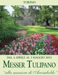 New Holland, beata tra i tulipani
