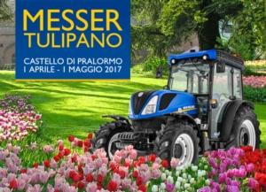 Trattori e tulipani, accoppiata vincente per New Holland