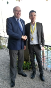 ministro-maurizio-martina-commissario-phil-hogan-incontro-cernobbio-17ott141