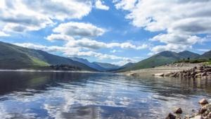 montagne-lago-nuvole-bel-tempo-previsioni-meteo-settembre-2014-scozia-scotland-highlands