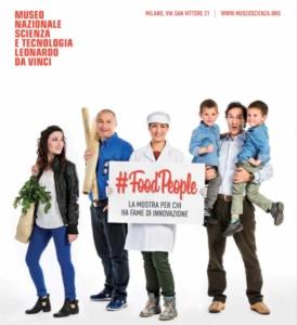 Il Quaderno di Campagna a #FoodPeople, la mostra per chi ha fame di innovazione