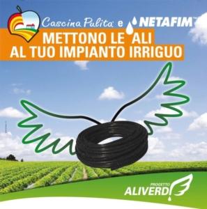 netafim-cascina-pulita-iniziativa-ali-verdi-smaltimento-ali-gocciolanti-irrigazione