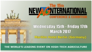 New AG International 2017, appuntamento a Berlino