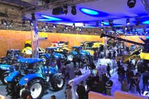 New Holland, un'Agritechnica d'innovazione