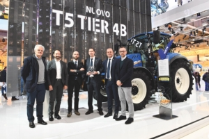 The winner is: T5.120 di New Holland Agriculture