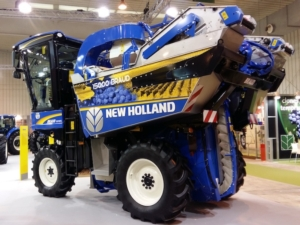 New Holland: benvenuta Braud numero 15mila