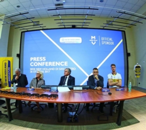 New Holland e Modena Volley: due leader in campo