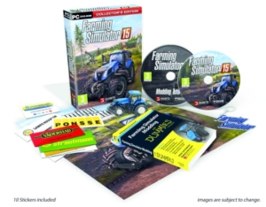 Farming Simulator 15, un New Holland tra sogno e realtà