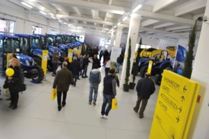 Cresce la rete New Holland sul territorio