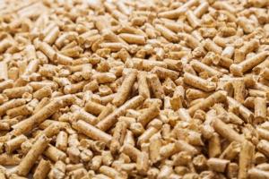 I pellet di biomasse erbacee