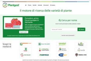Ortofrutta sul web, ecco il nuovo Plantgest