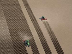 Topcon e SDF verso la partnership per il mercato agricolo